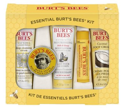 Essential Burt's Bees Kit - Valentines Day Gifts for Mom