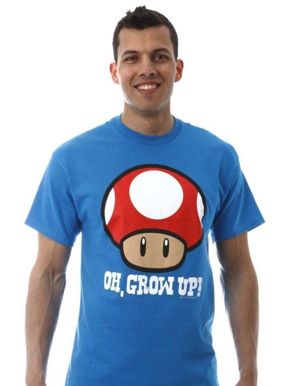 Mario Super Mushroom T-Shirt