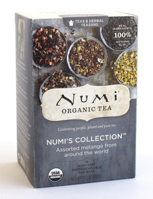 Numi's Collection Tea Bags Assortment by Numi Organic Tea