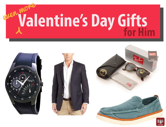Valentines Gift Ideas for Him