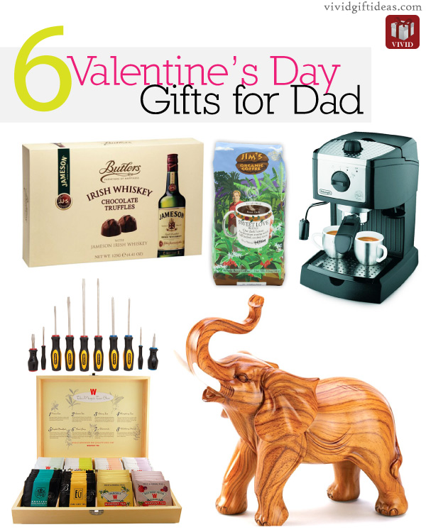 Valentine's Day Gifts for Dad