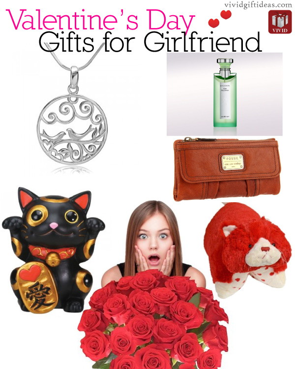 Romantic Valentines Gifts For Girlfriend (2014)