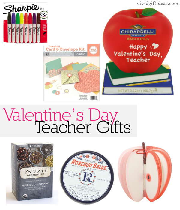 Valentine's Day Teacher Gifts
