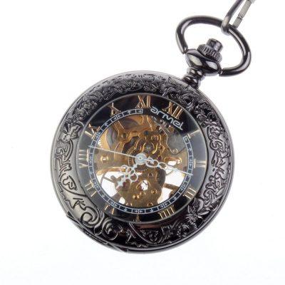 ARMEL Steampunk Pocket Watch