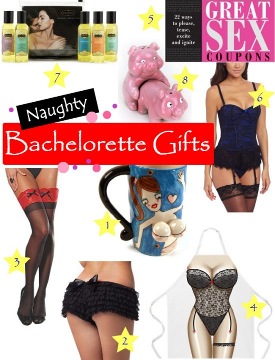 Bachelorette Gifts