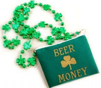 Beer Money Green Accessories