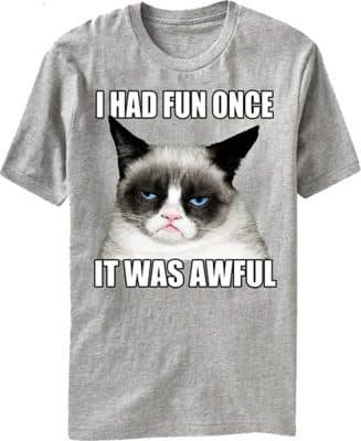 Grumpy Cat Shirt