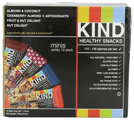 KIND Minis Variety Pack | Going to College Gifts