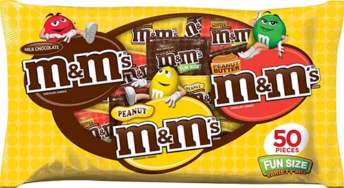 M&M's Fun Size Mix Variety Bag
