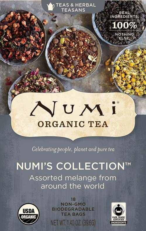 Numi Organic Tea Numi's Collection - Back to School Teacher Gifts
