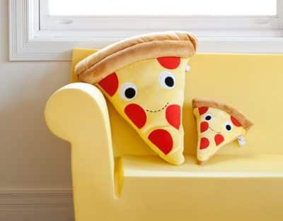 Pizza plush