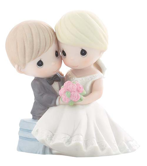 Precious Moments To Have And To Hold Forevermore Figurine