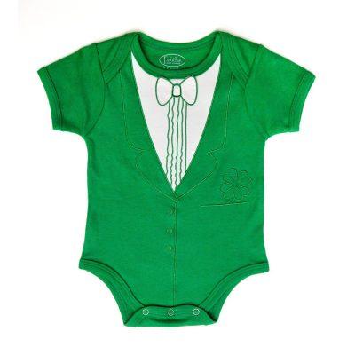St Patricks Day baby