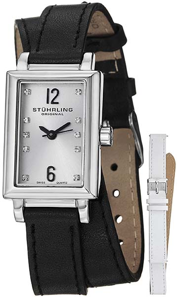 Stuhrling Original Women's Audrey Paris Watch | Going to College Gifts