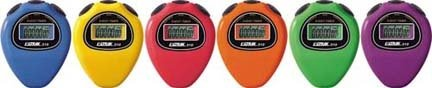 Ultrak 310 Event Timers - Set of 6 - Coach Gifts