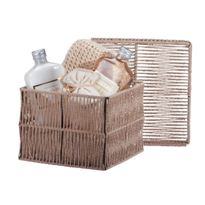 Vanilla Milk Bath & Body Gift Basket
