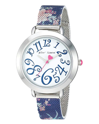 Betsey Johnson Womens Watch