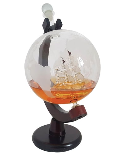 Antique Ship Decanter | Nautical Gifts