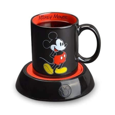 Disney Mickey Mug Warmer Set. Wedding Anniversary Gift Ideas.