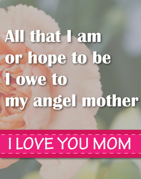 Mother Quotes #1