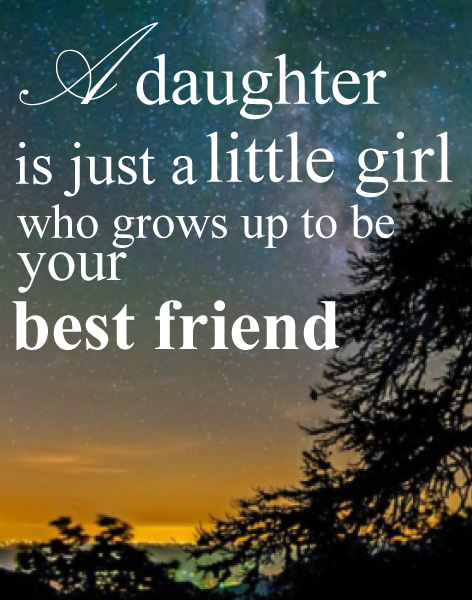 Mother Quotes from Daughter #6