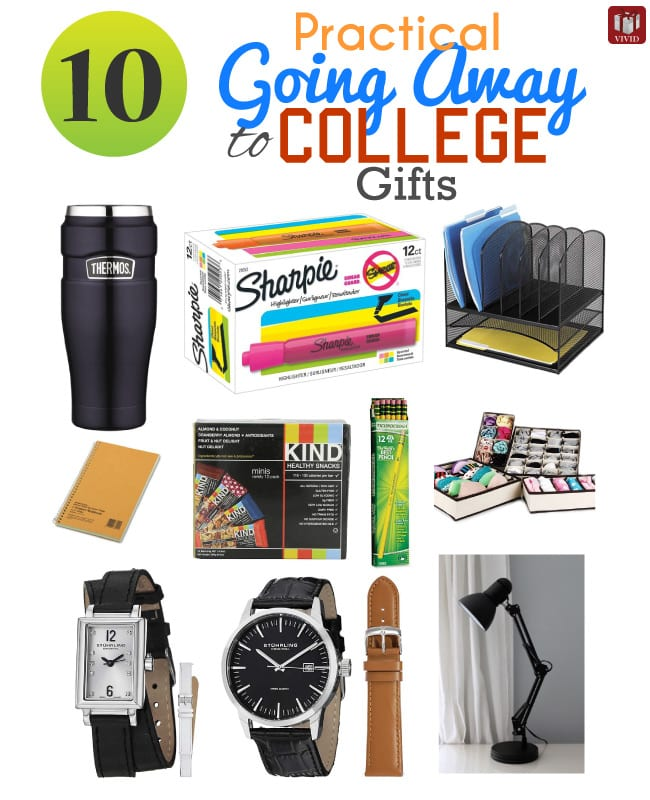 10 Practical Going Away to College Gifts | Going to College Gifts