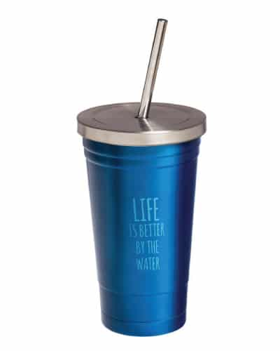Life By the Water Travel Cup | Nautical Gifts