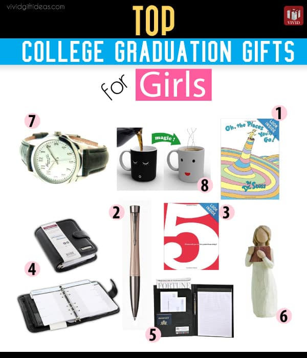 Top College Graduation Gifts for Girls