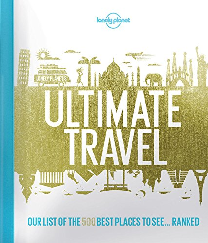 Lonely Planet's Ultimate Travel | Paper Anniversary Gift Ideas