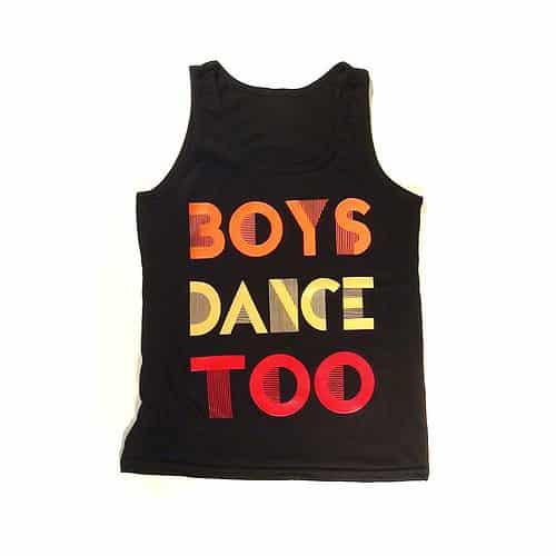 Boys Dance Too Tank