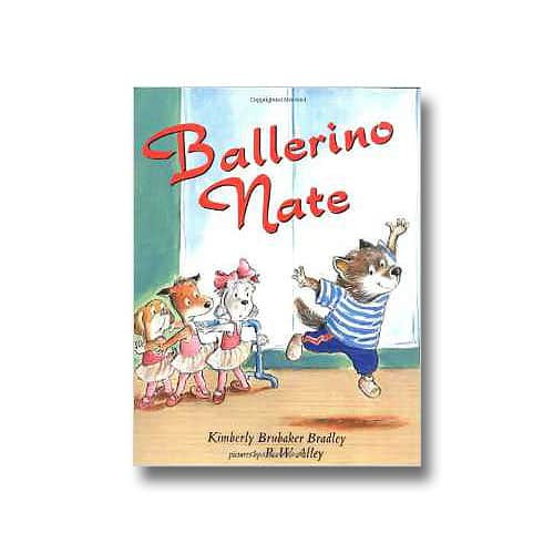 Ballerino Nate (Gifts for Male Dancers)
