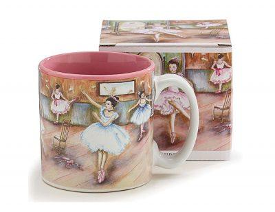 Ballet Dance Coffee Mug with Gift Box