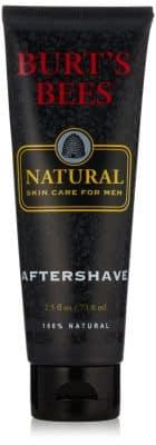 Burt's Bees for men Aftershave