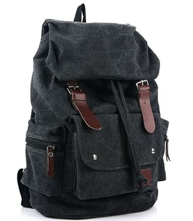 Cleco Canvas Backpack - Gifts for College Students