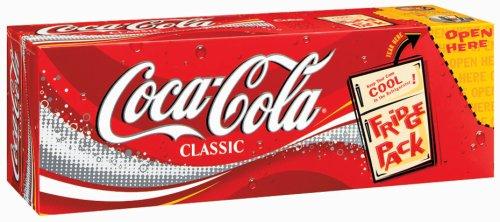 Coca-Cola Regular Fridge Pack
