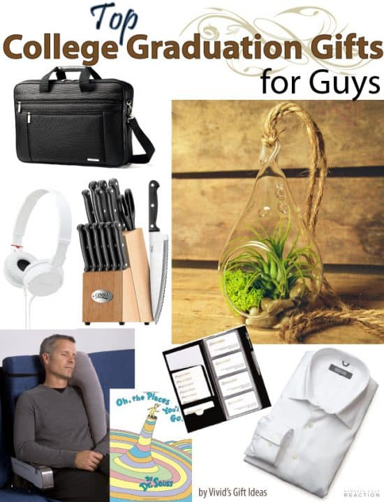 College Graduation Gifts for Guys