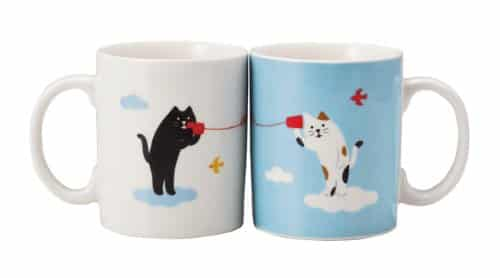 Concombre Mug Set - Best Anniversary Gifts for Parents