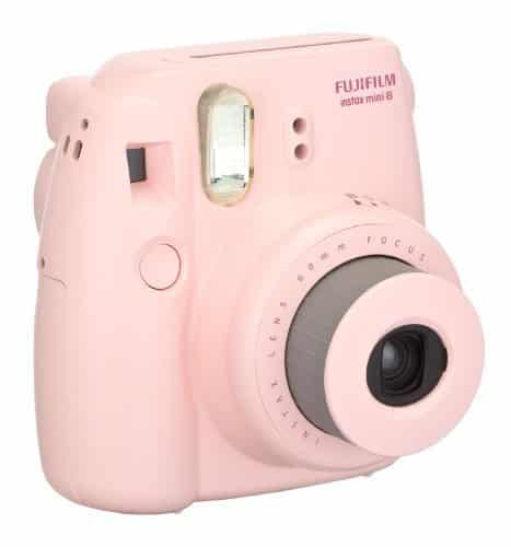 Fujifilm Instax Mini 8 in Pink