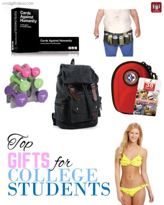Top Gifts for College Students