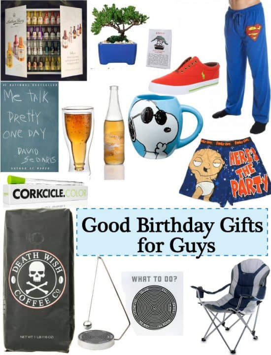 Good Gift Ideas For Guys Birthday Vivid 39 S Gift Ideas