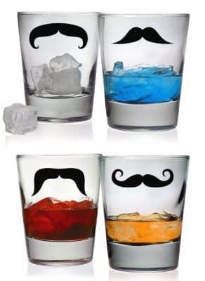 Susquehanna Glass Mustache Glass