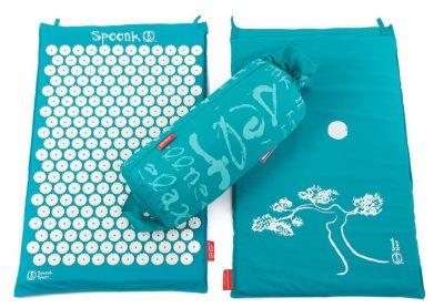 Spoonk mat (Pagoda blue)