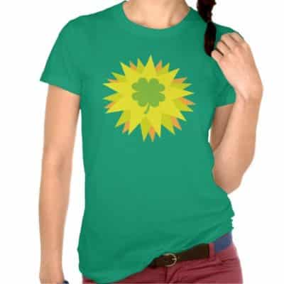 St Patricks Day T Shirt for Women - St. Patrick's Day party gear