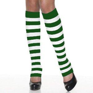 St. Patrick's Day Leg Warmers