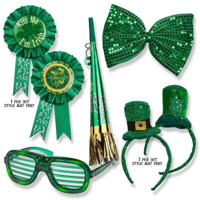 St. Patrick's Day Set - St. Patrick's Day party gear