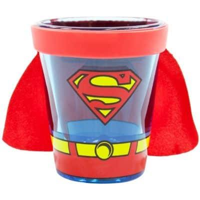 Superman Shot Glass