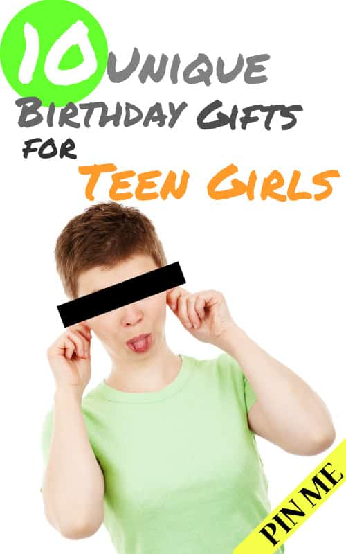 Best Birthday Gift Ideas for Teen Girls | VIVID'S