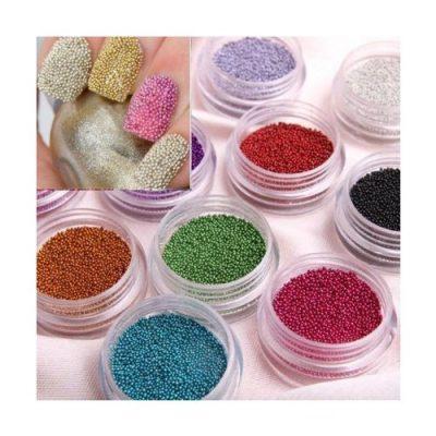 Nail art beads