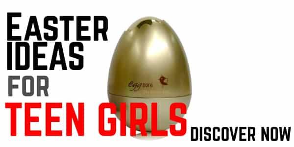 Easter Ideas for Teen Girls