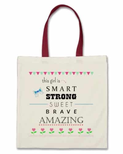 Smart Girls Tote | Birthday Gifts For Teen Girls